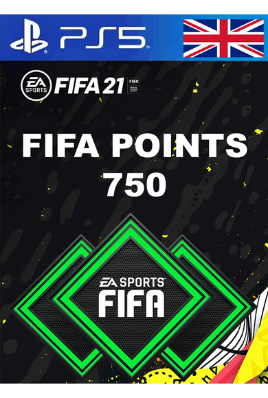 FIFA 21 - 750 FUT Points (United Kingdom) (PS4 / PS5)