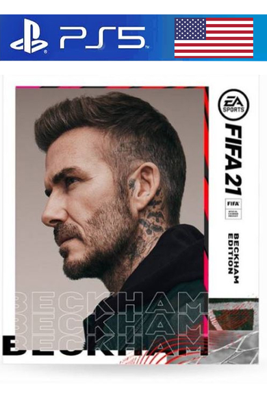 FIFA 21 - Beckham Edition (USA) (PS4 / PS5)