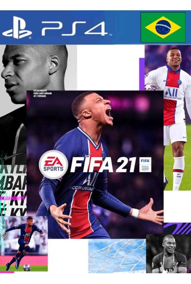 FIFA 21 (Brazil) (PS4)