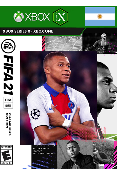 FIFA 21 - Champions Edition (Argentina) (Xbox Series X)
