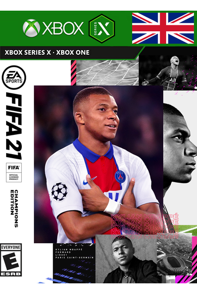 FIFA 21 - Champions Edition (United Kingdom) (Xbox Series X)