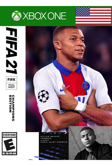 FIFA 21 - Champions Edition (USA) (Xbox One)