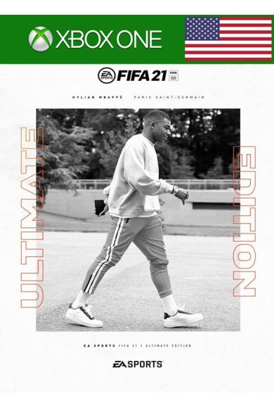 FIFA 21 Ultimate Edition (USA) (Xbox One)