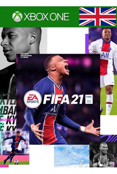 FIFA 21 (United Kingdom) (Xbox One)