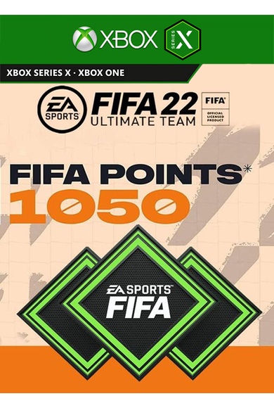 FIFA 22 - 1050 FUT Points (Xbox One / Series X|S)
