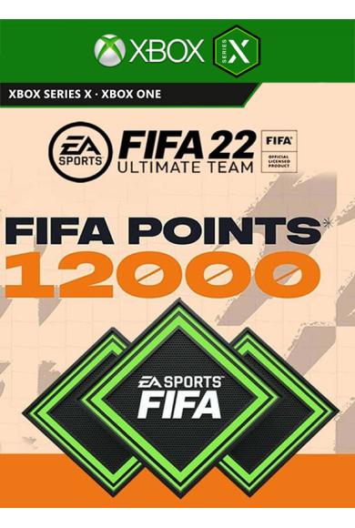 FIFA 22 - 12000 FUT Points (Xbox One / Series X|S)