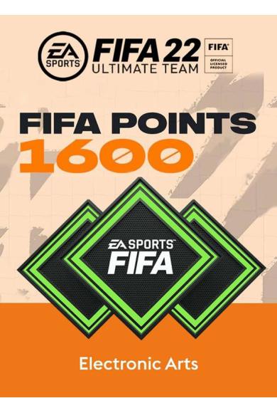 FIFA 22 - 1600 FUT Points