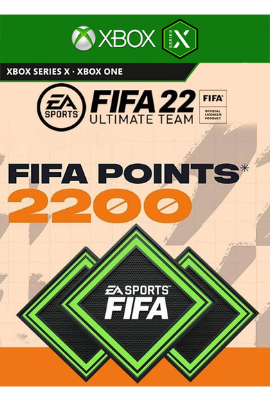 FIFA 22 - 2200 FUT Points (Xbox One / Series X|S)