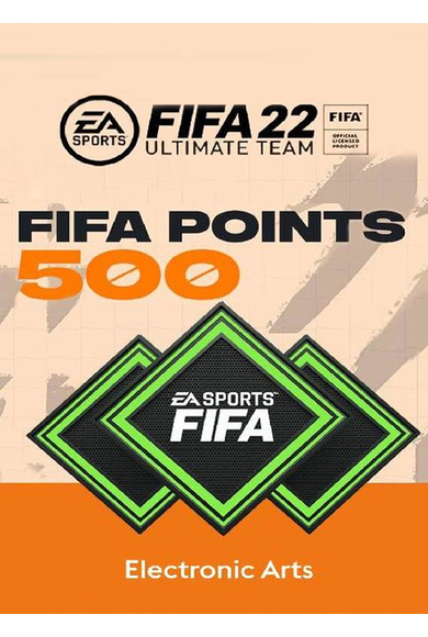 FIFA 22 - 500 FUT Points