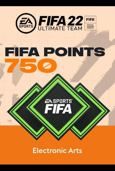 FIFA 22 - 750 FUT Points