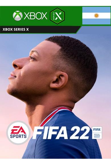 FIFA 22 (Argentina) (Xbox Series X|S)