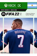 FIFA 22 - Ultimate Edition (Argentina) (Xbox One / Series X|S)
