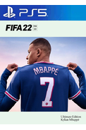 FIFA 22 - Ultimate Edition (PS5)