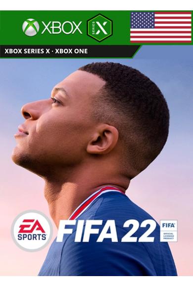FIFA 22 (USA) (Xbox One / Series X|S)
