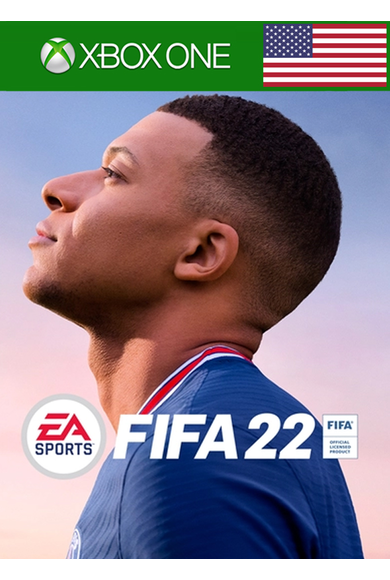 FIFA 22 (USA) (Xbox One)