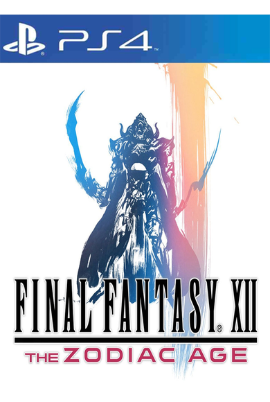 Final Fantasy XII The Zodiac Age (PS4)