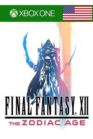 Final Fantasy XII The Zodiac Age (USA) (Xbox One)