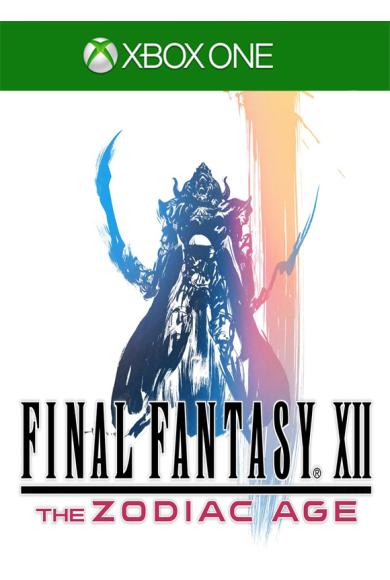 Final Fantasy XII The Zodiac Age (Xbox One)