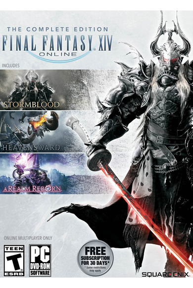 Final Fantasy XIV (14): Online Complete Edition (USA)