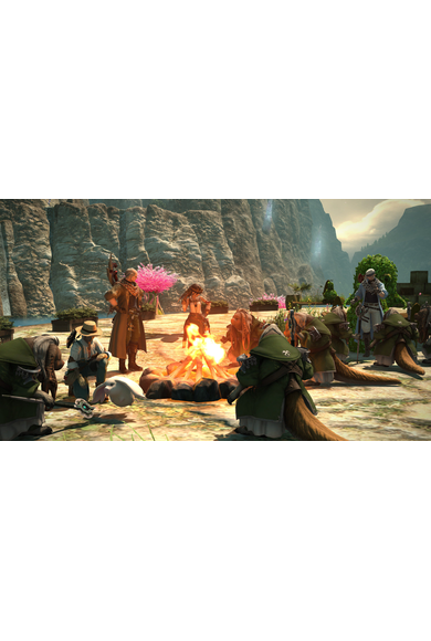 Final Fantasy XIV (14): Online Complete Edition (PS4)
