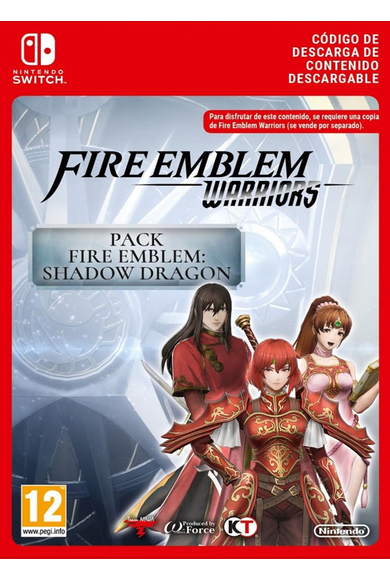 Fire Emblem Warriors: Shadow Dragon Pack (DLC) (Switch)
