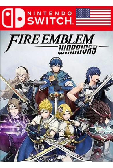 Fire Emblem Warriors (USA) (Switch)