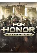 For Honor Year 1: Heroes Bundle (DLC)