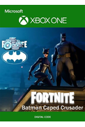 Fortnite - Batman Caped Crusader Pack (DLC) (Xbox One)