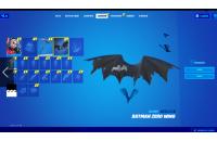 Fortnite - Batman Zero Wing (DLC)
