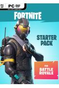 Fortnite - Battle Royale Starter Pack (DLC)