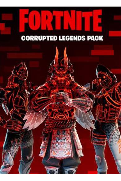 Fortnite - Corrupted Legends Pack