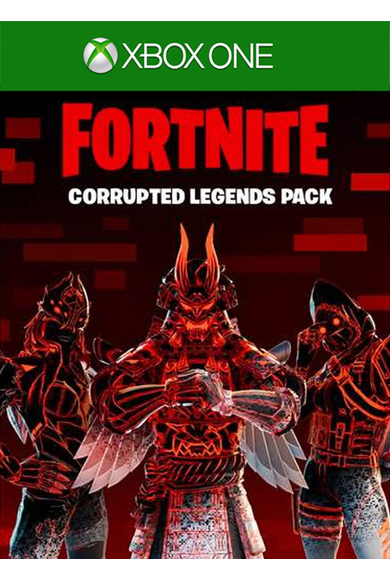Fortnite - Corrupted Legends Pack (Xbox One)
