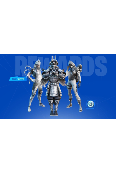 Fortnite - Corrupted Legends Pack (USA) (Xbox One)