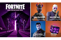Fortnite - Dark Reflections Pack (USA) (Xbox One)