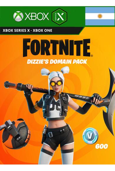 Fortnite: Dizzie's Domain Pack (Argentina) (Xbox One / Series X|S)