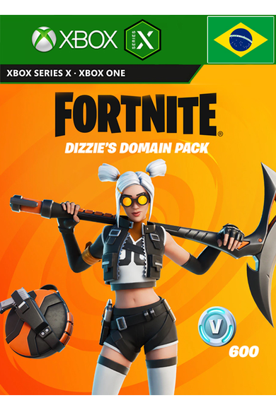 Fortnite: Dizzie's Domain Pack (Brazil) (Xbox One / Series X|S)