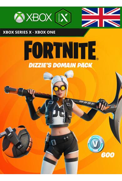 Fortnite: Dizzie's Domain Pack (UK) (Xbox One / Series X|S)