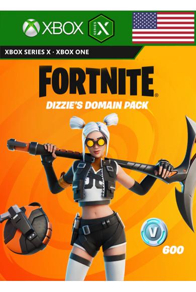 Fortnite: Dizzie's Domain Pack (USA) (Xbox One / Series X|S)
