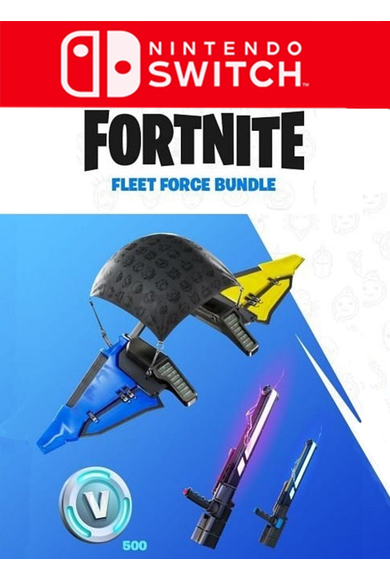 Fortnite - Fleet Force Bundle (Switch)