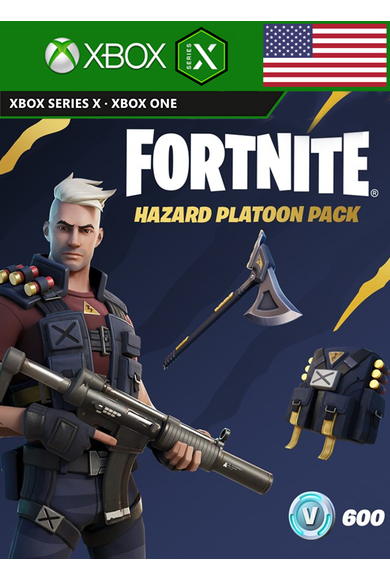 Fortnite - Hazard Platoon Pack (USA) (Xbox One / Series X|S)