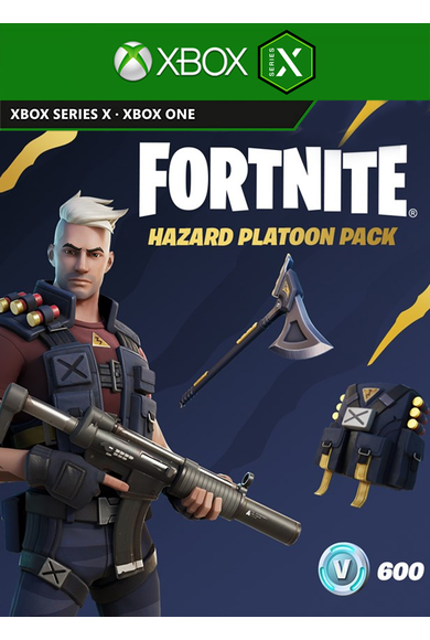 Fortnite - Hazard Platoon Pack (Xbox One / Series X|S)