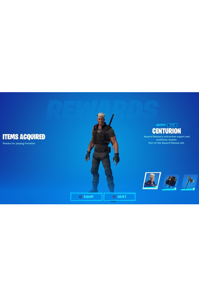 Fortnite - Hazard Platoon Pack (Argentina) (Xbox One / Series X|S)