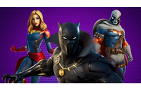 Fortnite Marvel Royalty & Warriors Pack (Argentina) (Xbox One / Series X)