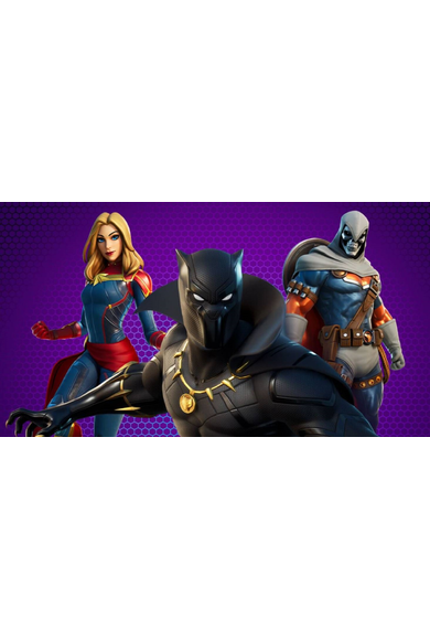 Fortnite Marvel Royalty & Warriors Pack (Xbox One)