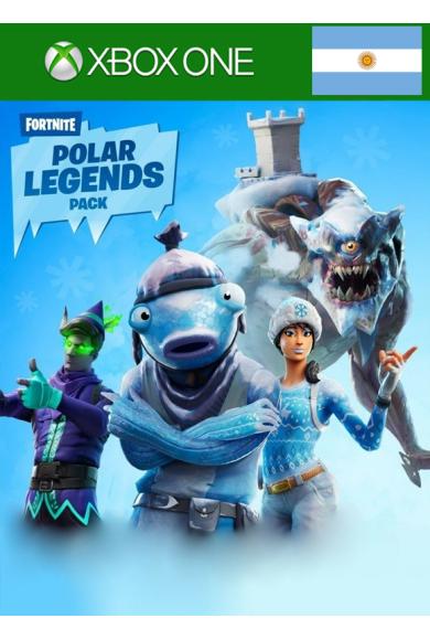Fortnite - Polar Legends Pack (DLC) (Argentina) (Xbox One)