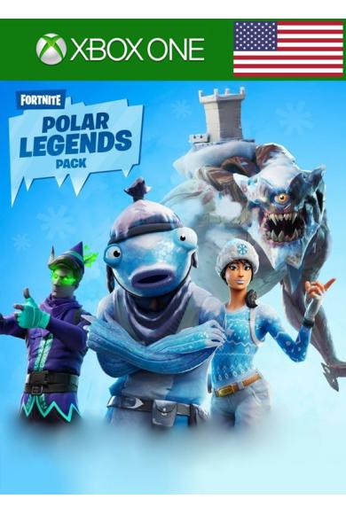 Fortnite - Polar Legends Pack (DLC) (USA) (Xbox One)