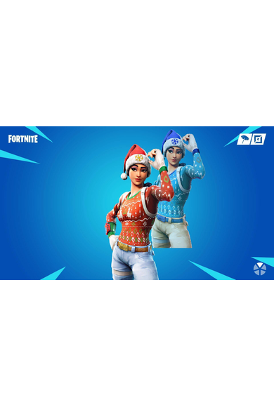 Fortnite - Polar Legends Pack (DLC) (Argentina) (Xbox One)
