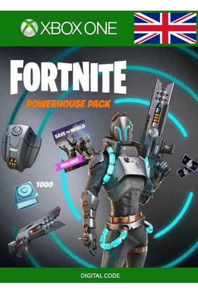 Fortnite - Powerhouse Pack (DLC) (UK) (Xbox One)