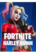 Fortnite - Rebirth Harley Quinn Skin (DLC)