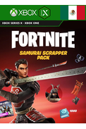 Fortnite - Samurai Scrapper Pack (Mexico) (Xbox One / Series X|S)
